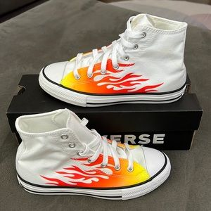 Converse Ctas HI shoes for youth